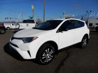 You are looking at a 2017 Toyota Rav4.  This SUV is