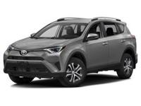 This Toyota won't be on the lot long! A comfortable