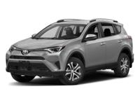 Options:  2017 Toyota Rav4 Le|Silver/Black|V4 2.5L