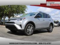 2017 Toyota RAV4 LE AWD, *** 1 FLORIDA OWNER *** CLEAN