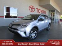 Options:  2017 Toyota Rav4 Le|Awd Le 4Dr Suv|Carfax