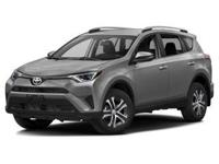 What a great deal on this 2017 Toyota! With all-wheel