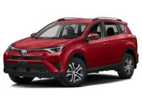 What a great deal on this 2017 Toyota! This is an