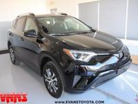 CARFAX One-Owner. Clean CARFAX. BL 2017 Toyota RAV4 LE