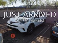 Certified. **One Owner**, -Clean Carfax-, RAV4 LE, 4D