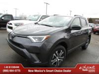 Options:  2017 Toyota Rav4 Le|Le 4Dr Suv|Thank You For