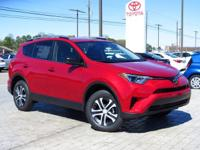 New Arrival! *Bluetooth* This 2017 Toyota RAV4 LE is