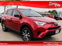 2017 Toyota RAV4 LE Blk Fabric. 3023 HighwayCity