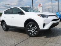 This 2017 Toyota RAV4 LE  will sell fast! This RAV4