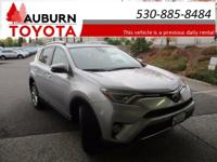 AWD, HEATED SEATS, BLIND SPOT MONITOR! This 2017 Toyota