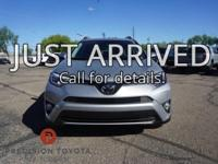 Certified. **One Owner**, -Clean Carfax-, RAV4 Limited,