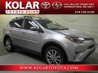 2017 Toyota RAV4 Limited AWD.Please feel free to ask