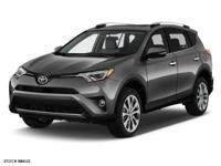 Options:  2017 Toyota Rav4 Limited|Gray|2017 Toyota