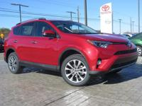 This 2017 Toyota RAV4 Limited  will sell fast!!