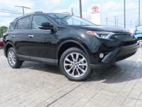 This 2017 Toyota RAV4 Limited  will sell fast! This