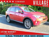 Village Cadillac is pleased too offer this 2017 Toyota