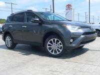 New Arrival! This 2017 Toyota RAV4 Limited  will sell