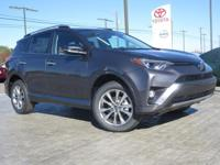 This 2017 Toyota RAV4 Platinum  will sell fast!!