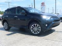 New Arrival! This 2017 Toyota RAV4 Platinum  will sell