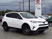 This 2017 Toyota RAV4 SE  will sell fast! All Wheel