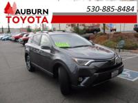ONE OWNER, AWD, ROOF RACK! This 2017 Toyota RAV4 XLE