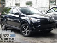 Recent Arrival! Certified. 2017 Toyota RAV4 XLE Black