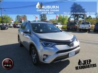 MOON ROOF, BLUETOOTH!!  This 2017 Toyota RAV4 XLE comes