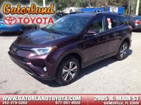 2017 Toyota RAV4 XLE Move quickly! This great Toyota is