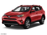 Options:  2017 Toyota Rav4 Xle|Xle 4Dr Suv|If You're