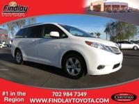 CARFAX 1-Owner, Toyota Certified, GREAT MILES 8,284!