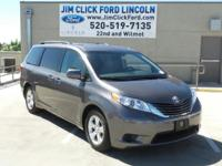 PREMIUM & KEY FEATURES ON THIS 2017 Toyota Sienna