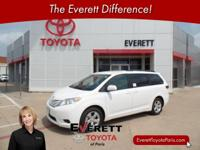 Recent Arrival! New Price! 2017 Toyota Sienna LE 8