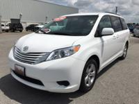 New Price! White Toyota Sienna LE ****ANOTHER FLETCHER