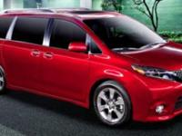 Gray 2017 Toyota Sienna SE 8 Passenger FWD Automatic