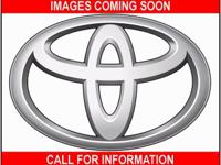 27/19 Highway/City MPG.Toyota Certified Used Vehicles