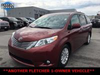 New Price! Salsa Red Pearl Toyota Sienna XLE