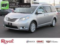 This 2017 Toyota Sienna could be your perfect family