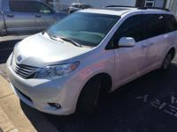 This 2017 Toyota Sienna XLE is offered to you for sale