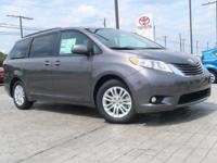 This 2017 Toyota Sienna XLE Premium  will sell fast!