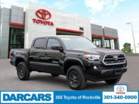 2017 TOYOTA TACOMA DOUBLE CAB 4X4 IN EXCELLENT