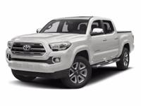 This 2017 Toyota Tacoma Limited is proudly offered by