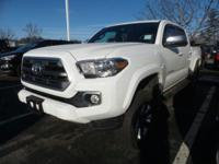 2017 Toyota Tacoma Limited V67 Speakers, AM/FM radio: