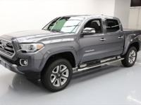 This awesome 2017 Toyota Tacoma 4x4 comes loaded with