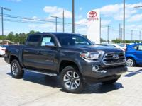 This 2017 Toyota Tacoma Limited  will sell fast!