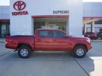 Call and ask for details! Switch to Supreme Toyota!