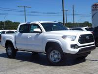 New Arrival! This Tacoma  has many valuable options!