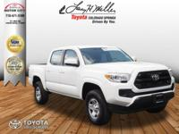 This 2017 Toyota Tacoma SR is offered to you for sale