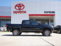 4WD. Welcome to Supreme Toyota! There's no substitute