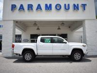Recent Arrival! ONE OWNER, LOCAL TRADE, Tacoma SR V6,