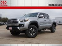 PRICED TO SAVE YOU TIME AND MONEY!! 2017 Toyota Tacoma